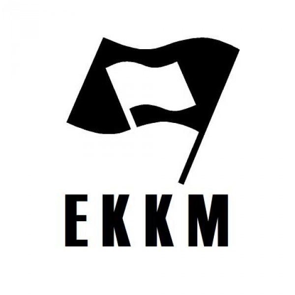 Flo Kasearu and Sigrid Viir at EKKM