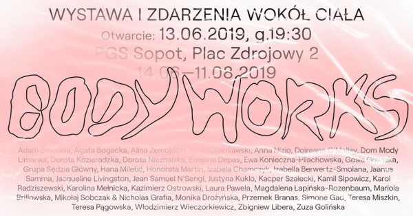 Jaanus Samma as part of the group exhibition Body Works